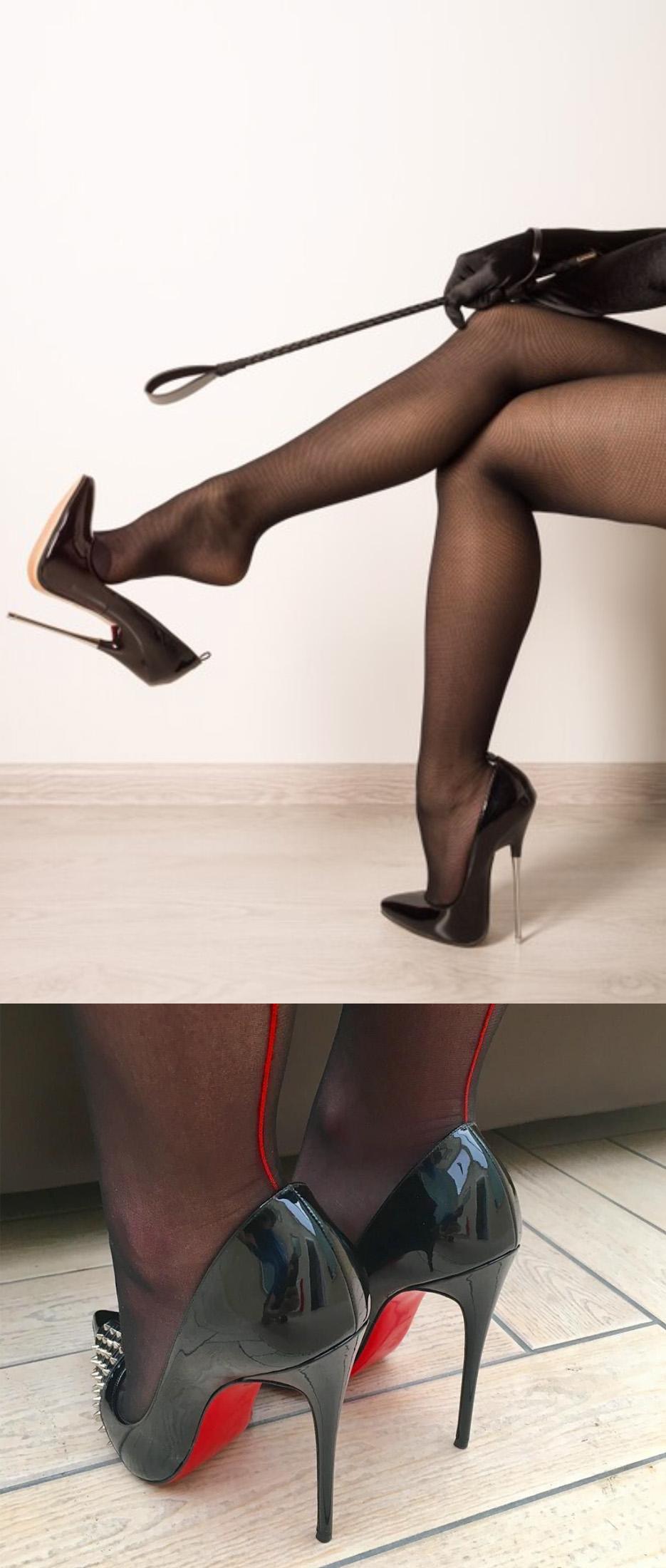 Foot Fetish with London Mistress Azumi